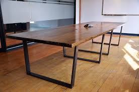 office wooden table. Reclaimed Wood Office Furniture Boardroom Table Commercial Wooden M