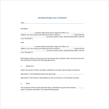 A standard contract format for the procurement of ict services, hardware and software has been prepared by the office of legal affairs. 47 Contract Templates Word Docs Pages Free Premium Templates