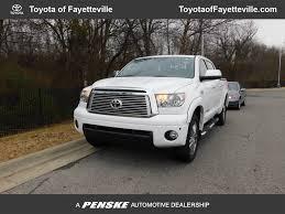2013 Used Toyota Tundra CrewMax 5.7L FFV V8 6-Spd AT LTD (Natl) at ...
