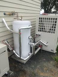 Heatpump Installation V60 3 Hydronic Heat Pump
