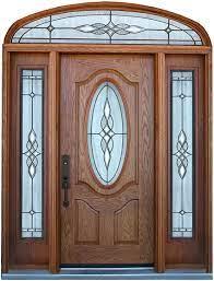 to lighten a gel stain on a fiberglass door