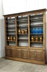small glass apothecary cabinet magnolia home by dining room metal dispensary glass door apothecary cabinet antique pharmacy