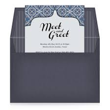 Meet And Greet Invitations Samples Meet And Greet Invitations Cards On Pingg Com
