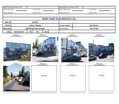 Site Survey Template Site Survey Template Lucid Management Group LMG 2