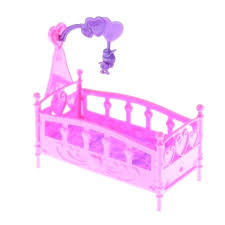 wooden baby doll furniture wooden baby doll furniture accessories mini cute bed for princess plastic toy wooden baby doll