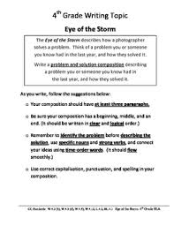 8th Grade Essay Prompts Essay Prompts Fourth Grade Fourth Grade Expository Writing