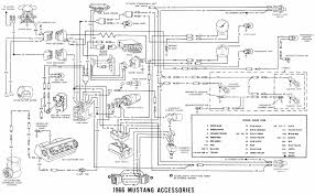 ford ac wiring diagram ford automotive wiring diagrams accessories electrical wiring diagrams of 1966 ford mustang