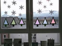 Ideenreise Bastelidee Für Eine Weihnachtliche Fensterdeko