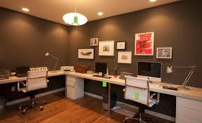 design for office. Wonderful Home Office Ideas For Two People 20 Space Saving Designs With Functional Work Zones Design I