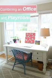 office playroom.  Playroom Three Steps To Combining An Office  Playroom Space  Apartment Living Blog  ForRentcom  For L