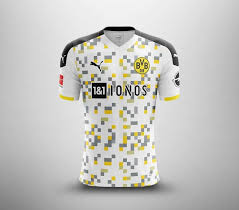 Bayern munich, borussia dortmund and the rest of the bundesliga teams will be turning out in fine style once again in 2021/22. Dortmund 20 21 Third Kit L E A K E D Prediction Footy Headlines
