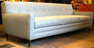 Vintage Mid Century Sofa Retro Danish Modern Daybed Sofa Sold