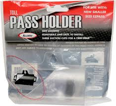 Allison 54-<b>0109</b> Black Toll Pass Holder
