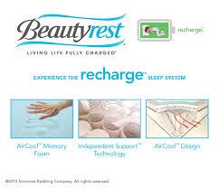 simmons beautyrest recharge logo. Beautyrest Recharge Sleep System Simmons Logo E