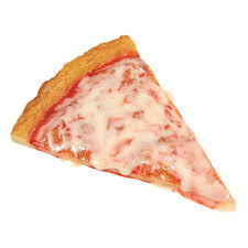 cheese pizza slice. Interesting Slice Intended Cheese Pizza Slice Display Fake Foods