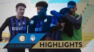INTER 2-1 ATALANTA | PRIMAVERA HIGHLIGHTS | Dekic saves penalty to trigger  Nerazzurri comeback! - YouTube