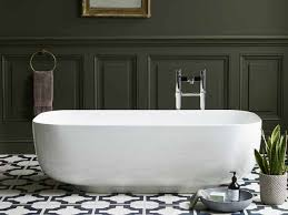 add colour to bathroom decor