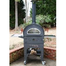 alsace wood fired outdoor oven grill