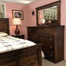 set dresser rustic farmhouse bedroom set solid construction and bolted for