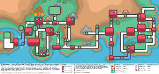 pokemon heartgold apricorn location map