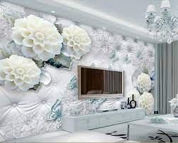 Beibehang Modern 3d wallpaper 3d luxury ...