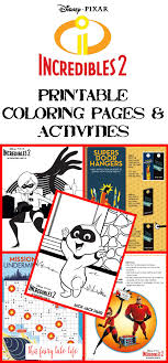 You can download free printable incredibles 2 coloring pages at coloringonly.com. Incredibles 2 Coloring Pages Recipes And Printable Activities