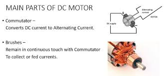 dc motor has many advanes like high starting torque operates on dc power excellent sd control and torque variation however the limitation of dc