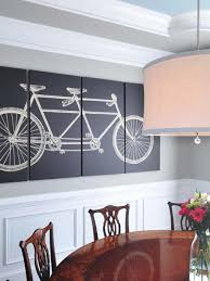 Wall Art With Dining Area
