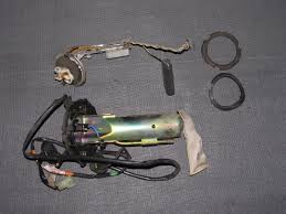 90 93 acura integra oem fuel pump with sending unit & floater  at 93 Integra Fuel Sending Unit And Pump Wiring Diagram