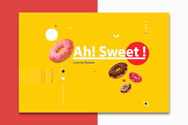 Food Design Poster Food Posters Presentation Idea On Behance