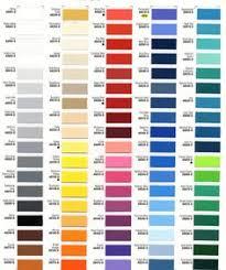 Color Shade Chart Apex Color Bismi Margarethaydon Com