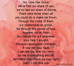 True Love Quotes: Love Poems To My Husband