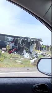 Seven dead in New Mexico after bus collides with truck - Reuters