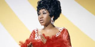 Aretha Franklin Goes Number One On The Us Singles Chart