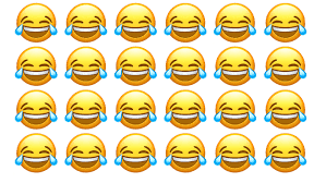 The Face With Tears Of Joy Emoji Is The Most Popular The Verge