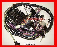 chevy nova dash wiring dash harness nova 62 67 fuse box us made chevyii fits