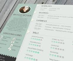 Contemporary Resume Templates Best 48 Free Resume Design Templates For Web Designers Elegant Themes Blog
