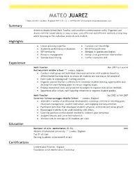 Example Of Perfect Resume Extraordinary Perfect Resume Summary Writing The Perfect Resume How To Write