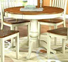 42 inch round dining table with erfly leaf enchanting pedestal 42 inch round dining table 42