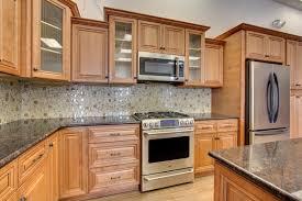 honey maple kitchen cabinets. Cinnamon Maple Kitchen Cabinets Honey