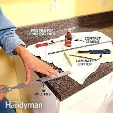 how to cut formica countertops how to install a the family handyman how to cut a