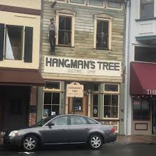 photo taken at hangman 39 s tree by mike g on