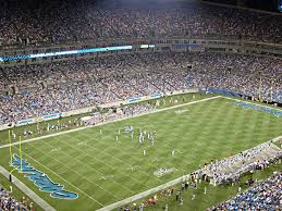 Carolina Panthers Seating Chart With Rows Carolina Panthers Upper Sideline Panthersseatingchart Com