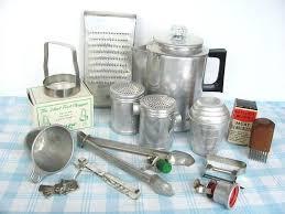 aluminum kitchen utensils. Perfect Aluminum Vintage Aluminum Kitchen Utensils Travel  Trailer Comet Coffee Tools  With Aluminum Kitchen Utensils