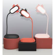 Đèn bàn học sạc tích điện DBH01 Chichi. Đèn led đọc sách chống cận cho trẻ  học sinh - Đèn bàn Nhãn hàng OEM