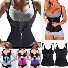 2019 Plus Size Sexy Women Waist Trainer 2019 New Bodybuild Neoprene Body Shaper Slmming Waist Top Slim Belt Vest Underbust From Ferdinand07 36 05