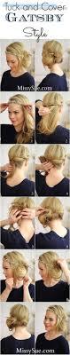 Gatsby Hair Style 1920s hairstyle tutorials foto & video 8748 by stevesalt.us