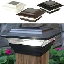 Solar Deck Post Lights 4x4 Imperial Metal Led Solar Post Cap Light For  Beauteous Solar Deck