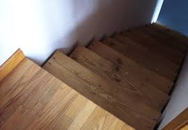 basement stairs. Safer Basement Stairs