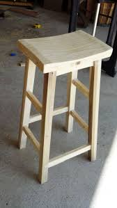 diy rustic furniture plans. Saddle Bar Stool Woodworking Plans WoodWorking Projects Diy Rustic Furniture B